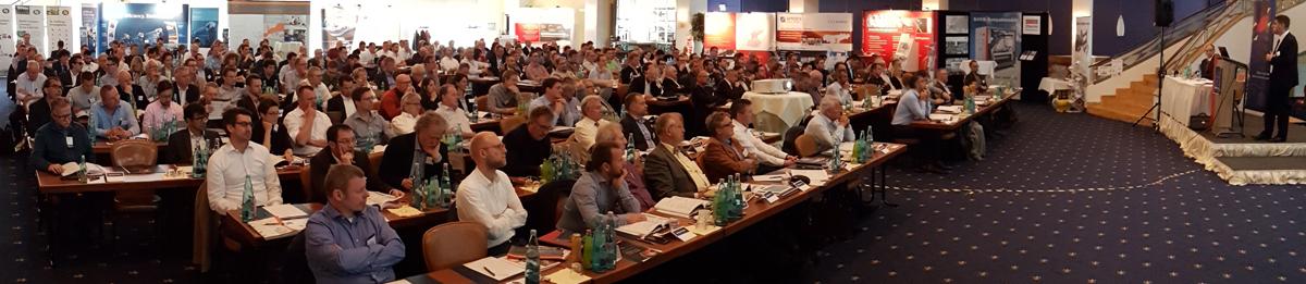 BHKW 2017 - Bild vom BHKW-Jahreskongress 2017 in Kassel