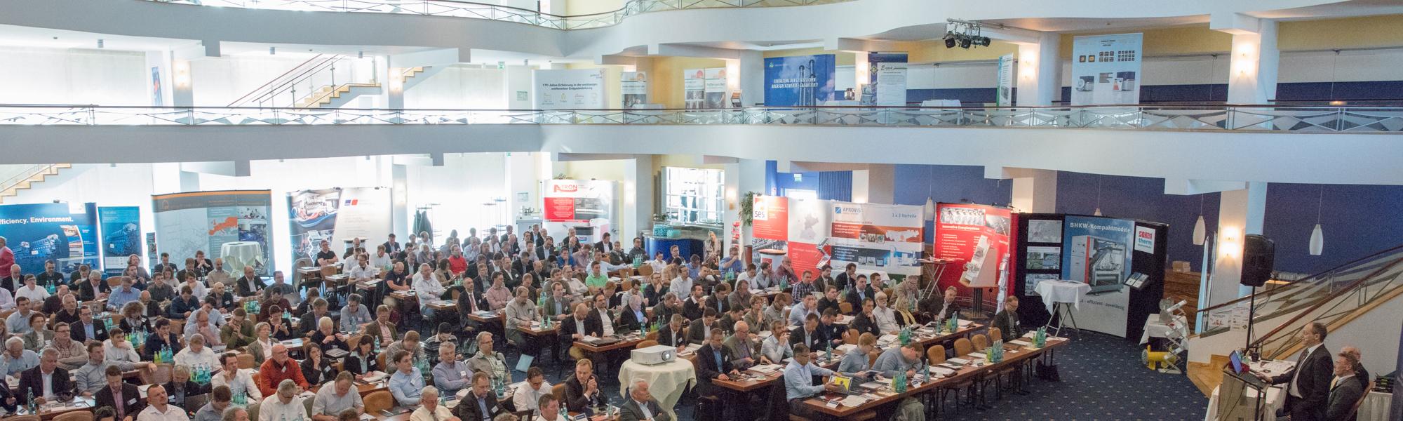 BHKW-Jahreskonferenz - Branchentreffen und Jahreskonferenz