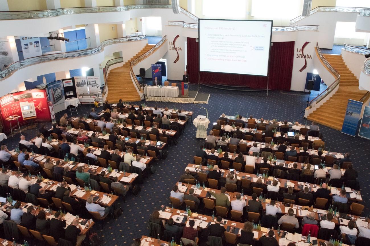 BHKW-Jahreskonferenz 2017 - Konferenz / Teilnehmer