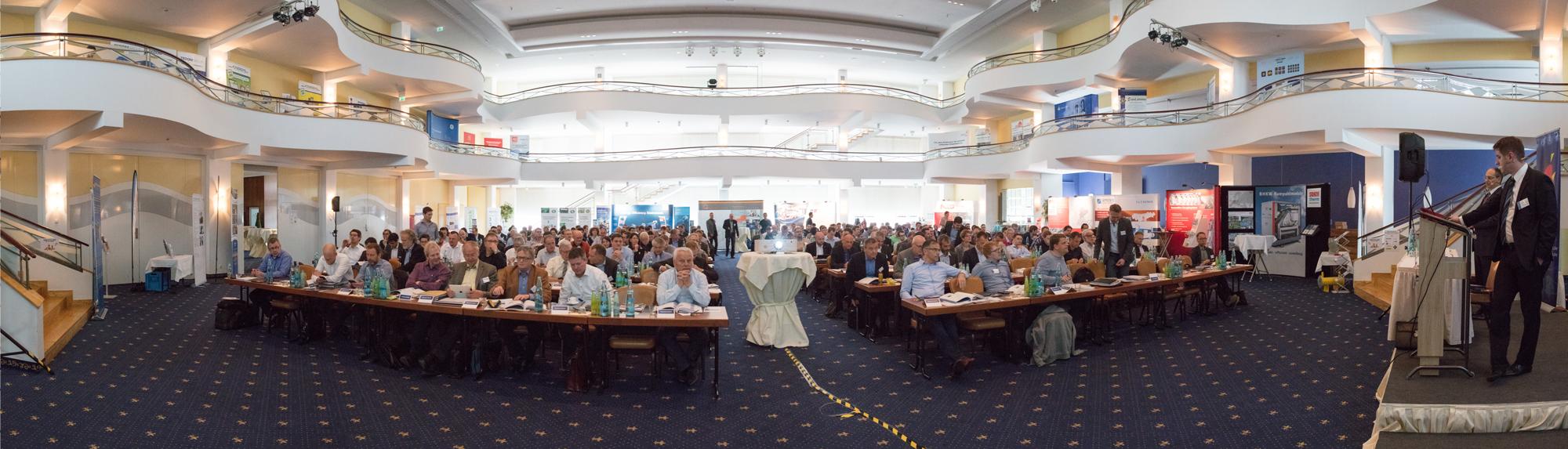 BHKW-Jahreskonferenz 2017 - Festsaal Palazzo